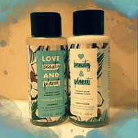 Love, Beauty & Planet Volume and Bounty Shampoo Coconut Water & Mimosa Flower uploaded by Shannon S.