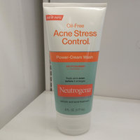 Neutrogena® Oil-Free Acne Stress Control® Power-Cream Wash uploaded by Valerie D.