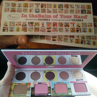 In theBalm of Your Hand® Greatest Hits Volume 2 Palette uploaded by Devin H.