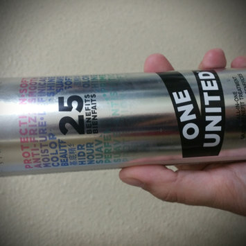 Photo of Redken One United All-In-One Multi-Benefit Treatment uploaded by claudia t.