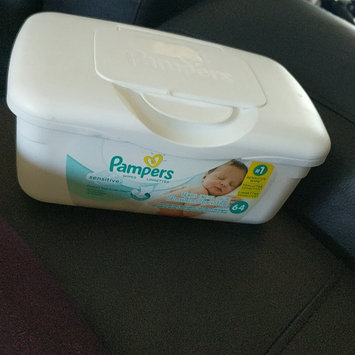 Photo of Pampers® Sensitive™ Wipes uploaded by tia n.