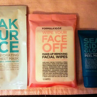 Formula 10.0.6 Wipe Your Face Off Make-Up Removing Facial Wipes uploaded by Tasha H.