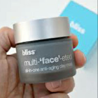 Bliss Multi-'Face'-eted All-In-One Anti-Aging Clay Mask uploaded by Muskan R.