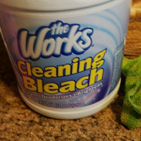 The Works Disinfectant Toilet Bowl Cleaner uploaded by Brittney T.
