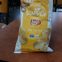 LAY'S® Simply Sea Salted Thick Cut Potato Chips uploaded by Sarah R.