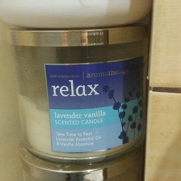 Photo of Bath & Body Works® Aromatherapy STRESS RELIEF-EUCALYPTUS & SPEARMINT Hand Cream uploaded by Masha g.