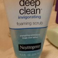Neutrogena® Deep Clean® Invigorating Foaming Scrub uploaded by Kyla N.