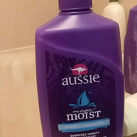 Aussie Mega Moist Shampoo uploaded by Kyla N.