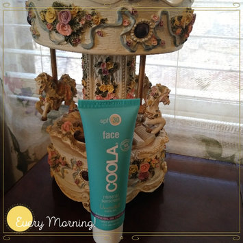 Photo of COOLA Mineral Face SPF 30 Unscented Matte Tint Moisturizer uploaded by Vennessa G.
