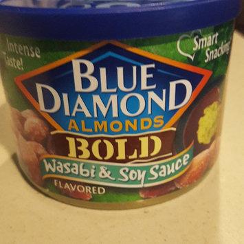 Photo of Blue Diamond® Bold Wasabi & Soy Sauce Almonds uploaded by member-f4f0a