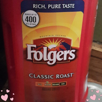 Photo of Folgers Coffee Classic Roast uploaded by Cora V.