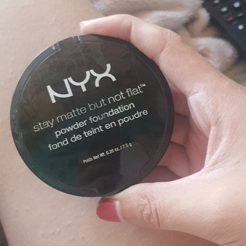 Photo of NYX Stay Matte But Not Flat Powder Foundation uploaded by L A U R E N ♡ W.