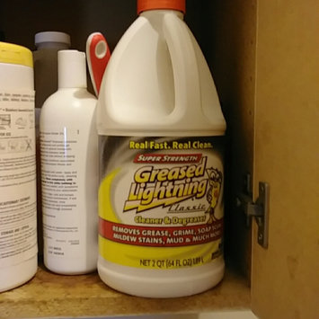 Photo of Greased Lightning Qt Cleaner 30101GRL by Home Care Labs uploaded by Lisa Z.