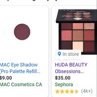 M.A.C Cosmetics Eye Shadow (Pro Palette Refill Pan) uploaded by shana t.
