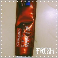 Colgate® OPTIC WHITE® Fluoride Toothpaste Cool Mild Mint uploaded by Erin P.