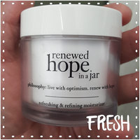 philosophy renewed hope in a jar refreshing & refining moisturizer uploaded by Cora V.