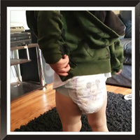Huggies® Little Movers Slip-On Diaper Pants uploaded by Erin P.