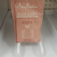 SheaMoisture Peace Rose Oil Complex Nourish & Silken Shampoo uploaded by Valerie D.
