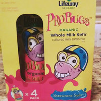 Lifeway Organic Strawnana ProBugs Whole Milk Kefir uploaded by Savannah H.