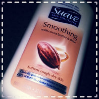 Suave® Smoothing with Cocoa Butter & Shea Body Lotion uploaded by Jeannine L.