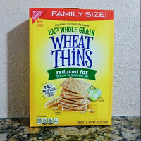 Nabisco Wheat Thins Reduced Fat 100% Whole Grain Crackers uploaded by Reyna D.