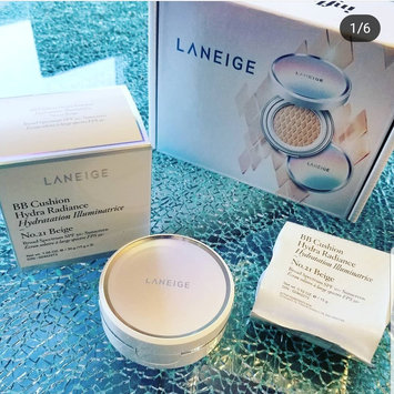 Photo of LANEIGE BB Cushion Foundation SPF 50 uploaded by Lucy D.