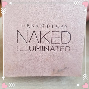 Photo of Urban Decay Naked Illuminated Shimmering Powder for Face and Body uploaded by Belen m.