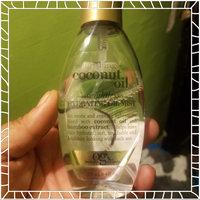 OGX® Coconut Water Weightless Hydration Oil uploaded by MyYa H.