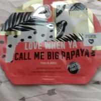Victoria's Secret Pink Love When Ya Call Me Big Papaya Superfruit Sheet Mask uploaded by madison w.