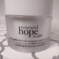 philosophy renewed hope in a jar refreshing & refining moisturizer uploaded by Angela V.