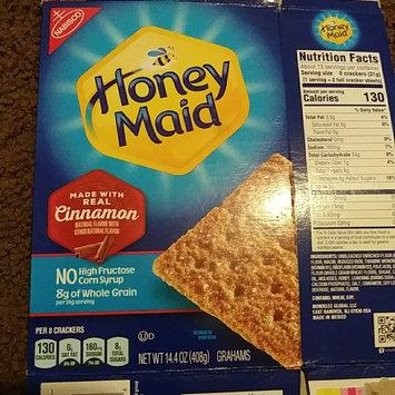Photo of Nabisco Honey Maid Cinnamon Grahams uploaded by Tiffany L.