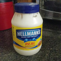 Hellmann's Real Mayonnaise 30 Oz uploaded by Jacqueline F.