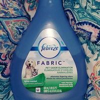 Febreze Fabric Refresher Pet Odor Eliminator Air Freshener (27 Fl oz) uploaded by Amanda F.