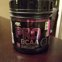 Optimum Nutrition PRO BCAA & Glutamine Support Raspberry Lemonade 20 Servings uploaded by Belen m.