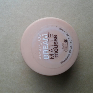Photo of Maybelline Dream Matte® Mousse Foundation uploaded by Introvert C.
