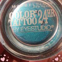 Maybelline Eyestudio® ColorTattoo® 24 HR Cream Gel Eye Shadow uploaded by Angela V.