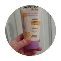 Aveeno® Baby Continuous Protection® Lotion Sunscreen Broad Spectrum SPF 55 uploaded by June L.