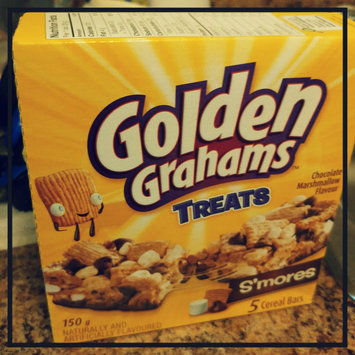 Photo of Golden Grahams Chocolate Marshmallow Treats uploaded by Erin P.