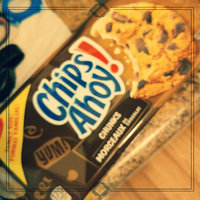 Nabisco Chips Ahoy! Chunky Chocolate Chunk Cookies uploaded by Erin P.