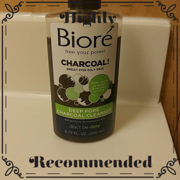 Photo of Bioré Deep Pore Charcoal Cleanser uploaded by Melissa B.