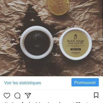 Photo of SKINFOOD Black Sugar Mask Wash Off uploaded by Salma E.