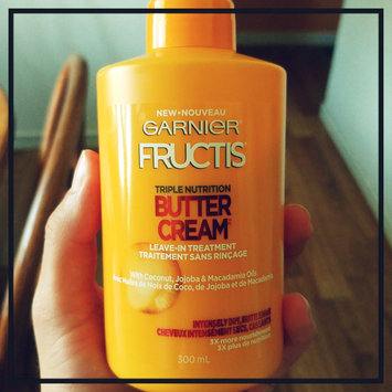 Photo of Garnier Fructis Curl Nourish Butter Cream uploaded by Erin P.