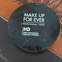 MAKE UP FOR EVER HD Pressed Powder Finishing Powder uploaded by Ashley J.