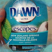 Dawn Escapes Dishwashing Liquid New Zealand Springs uploaded by June L.