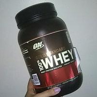 Optimum Nutrition Gold Standard Natural 100% Whey Protein uploaded by Naya V.