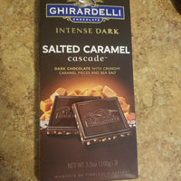Ghirardelli Chocolate Dark Chocolate Caramel Bar uploaded by Alyssa K.
