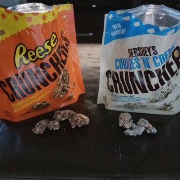 Photo of Hershey's Cookies 'n' Creme Crunchers uploaded by Alexis F.