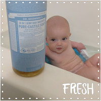 Dr. Bronner's 18-in-1 Hemp Baby Unscented Pure - Castile Soap uploaded by Kody K.