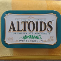 Altoids Sugar Free Wintergreen Smalls Mints uploaded by Jordana M.