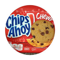 Nabisco Chips Ahoy! Chewy Chocolate Chip Cookies uploaded by June L.